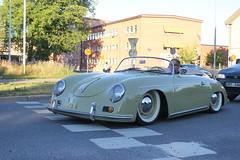 Classic Porsche (Drontfarmaren) Tags: show classic car vintage sweden cruising gävle american porsche sverige bilder clasic 2015 drontfarmaren