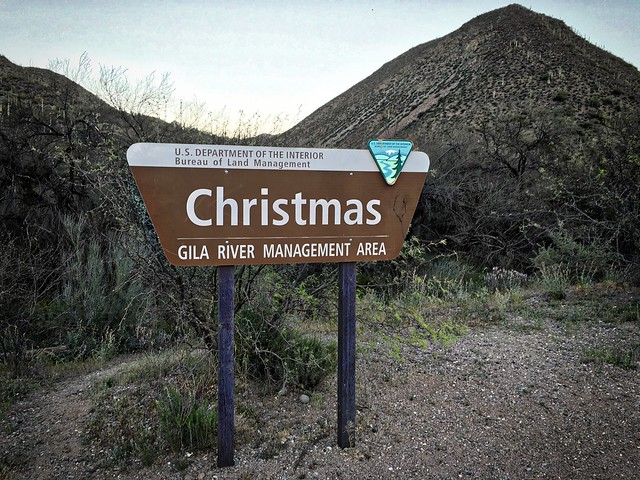 It's Always Christmas in Arizona