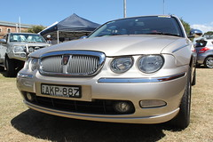 Rover 75 (jeremyg3030) Tags: cars rover british 75