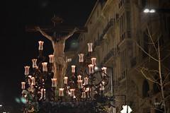 Pasin (waltgire) Tags: 50mm spain nikon religion andalucia granada nocturna cristo 18 nocturne semanasanta granvia jesucristo nikond3200 devocin cofrada d3200 jesucrist saintweek
