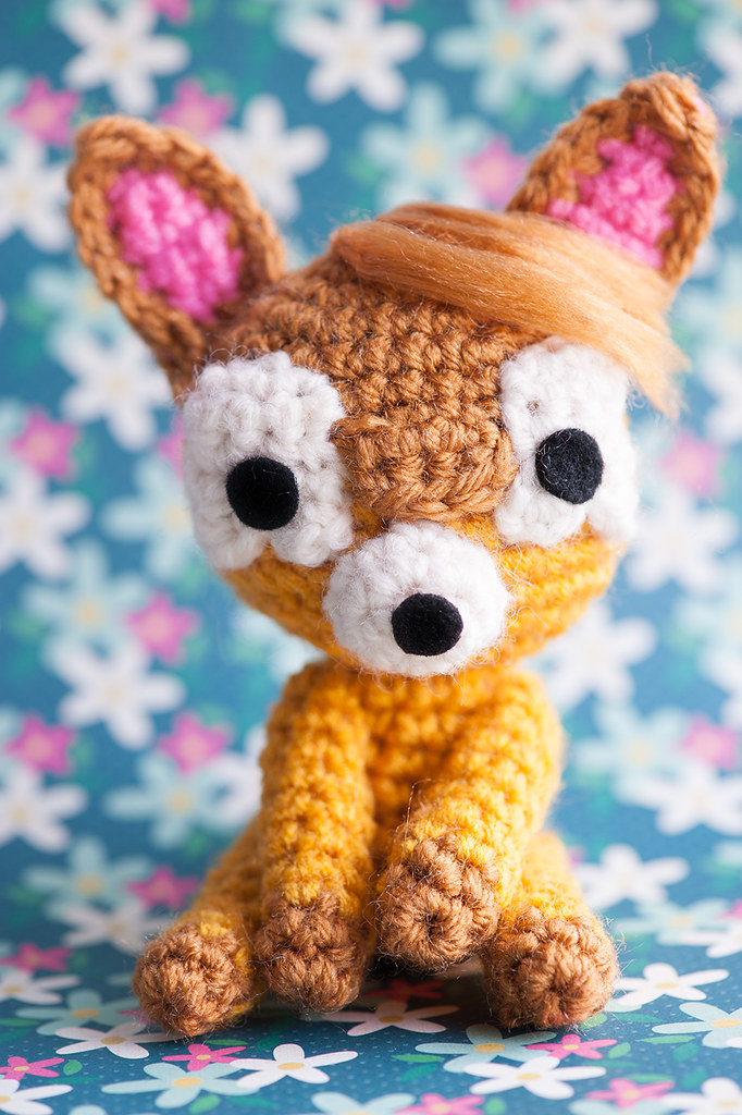 Amigurumi Disney Characters : The world s most recently posted photos of amigurumi and