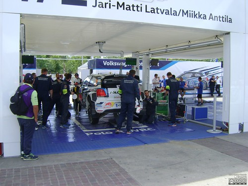 WRC Rally Guanajuato México 2016 - Sábado 5 de marzo - Rally Campus 082