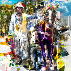 carroceiro carter cart driver (Tulio Fagim) Tags: graphicartist visualartist artistavisual artistagrafico tuliofagim