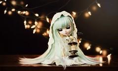 Guinevere ~ (Dekki) Tags: fashion asian doll planning groove pullip guinevere limited edition sola jun obitsu junplanning rewigged