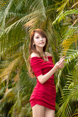 IMG_7887- (monkeyvista) Tags: show girls portrait cute sexy beautiful beauty canon asian photo women asia pretty shoot asians gorgeous models adorable images cutie full frame kawaii oriental   sg glamor  6d     gilrs   flh