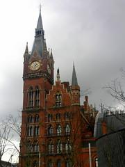(Pickman's Paintbrush) Tags: london spring stpancras