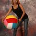 DSC_0097 Somali Lady Beautiful Portrait Shoreditch Studio London Beach Ball