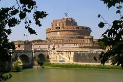 Castel SantAngelo (Roma) (pavelcab) Tags: italy rome roma italia papas tiber tevere castillo adriano mausoleo 2015 santangelo castelsantangelo pavelcab pablocabezos