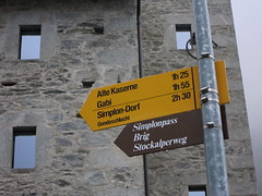 Simplon - Tour (thobern1) Tags: schweiz switzerland tour suisse hiking pass wallis valais schlucht wanderung simplon gondo