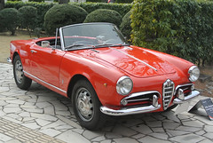 co_fio075b (tanayan) Tags: car japan spider italian nikon automobile nagoya alfa romeo   aichi noritake j1  pininfarina giulietta fioravanti coppa gerden