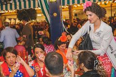 Puerto de Indias en la Feria de Abril