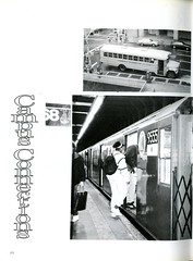 New York City Transportation (Hunter College Archives) Tags: newyorkcity newyork subway yearbook 1993 hunter schoolbus lexingtonave cityofnewyork huntercollege 68thst wistarion thewistarion