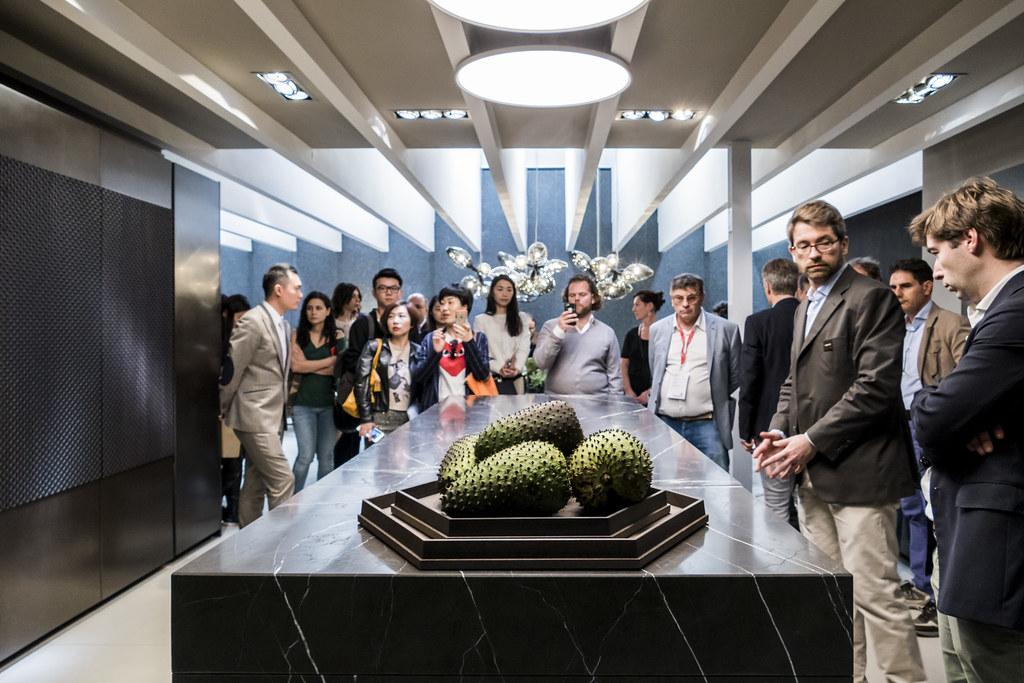 Mediagallery salone del mobile milano for Fiera del mobile milano