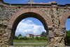 Romans aqueduct dating from the first century near Lyon, France (Jeanne Menjoulet) Tags: romans aqueduct france lyon lugdunum gier chaponost aqueduc romain waterworks platdel'air arche