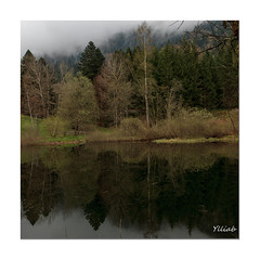Lac - Prmol - Isre (Ylliab Photo) Tags: france reflection nature montagne alpes grenoble canon outside photographie lac paysage photographe autofocus belledonne isre ylliab potd:country=fr ylliabphoto lepaysagesimplement