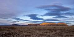 First sun (claudiaogradyphotography) Tags: sunrise utah butte desert sanrafaelswell