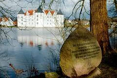 Schloß Glücksburg (hapequ1) Tags: schloss glücksburg see schleswigholstein