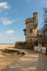 Appley Tower (Andy Latt) Tags: tower beach coast sony shore isleofwight ryde appley andylatt appleytower rx100m3 dsc01192r
