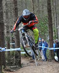 02 MTB SCDH 16 Apr 2016 (35) (Kate Mate 111) Tags: uk mountain bike forest cycling crash sheffield yorkshire steve competition racing downhill peat riding mtb mountainbiking grenoside