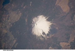 Observing #Earth - ISS Expedition 19 (NASA's Marshall Space Flight Center) Tags: japan island volcano earth space science marshall nasa mountfuji iss earthday stratovolcano honshu internationalspacestation earthmonth nasamarshall nasasmarshallspaceflightcenter