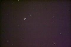 Bonus in field (Stray Toaster) Tags: star double galaxy canes astronomy cor caroli venatici