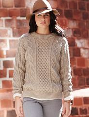 Womens fashion aran wool sweater (Mytwist) Tags: irish woman white sexy heritage classic wool girl fashion lady female fetish vintage cozy sweater fisherman fuzzy ivory craft style yarn cables blonde passion jumper knitted expensive heavy oats honeycomb aran pullover authentic bulky laine crewneck vouge handknitted sweatergirl knitwear cabled stricken woolfetish aransweater handgestrickt mytwist ecury aranjumper aranstyle allfreeknitting