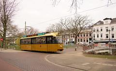 Stichting RoMeO / RET 15 - Rotterdam (rvdbreevaart) Tags: rotterdam tram 15 romeo ret museumtram strassenbahn schindler noordsingel 3000v120f stichtingromeo