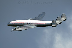 N749NL Lockheed L-749 Constellation (Aerostat Pilot) Tags: lockheed constellation l749