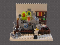 transmogrrificator 1 (BricksandBoosters) Tags: lego steampunk