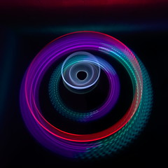 Photonenrotor #50 (Sven Grard (lichtkunstfoto.de)) Tags: lightpainting color art bulb painting lights moving nikon rotation nophotoshop lichtmalerei lightart langzeitbelichtung lapp lichtkunst longexpo sooc glpu ledlenser pholac2016