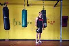 La Palestra di Boxe (Aliprando) Tags: man training uomo sweat palestra boxing gym boxe pugilato pugile allenamento