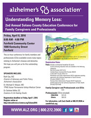 Neptune Society of Northern California, Fairfield - Alzheimer's Understanding Memory Loss Conference