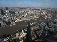 2016-03-25_Southbank16 (Ungry Young Man) Tags: london tower spring day walk sunny olympus southbank shard omd highest