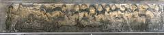 Carlo Magno ricevere l'orifiamma; battaglia di Roncisvalle (luciano_campani) Tags: romanico domodossola carlomagno bassorilievo