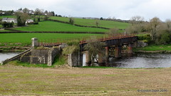IMG_2354 (ppg_pelgis) Tags: old uk bridge ireland river trafalgar railway northern mourne camus tyrone sionmills gnri