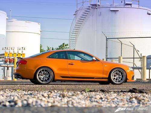 Audi S5 от тюнинг-мастерской AWE Tuning