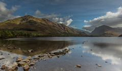 Buttermere (Steven Peachey) Tags: trees sky lake mountains water clouds canon landscape nationalpark cumbria buttermere thelakedistrict ef1740mmf4l thenationaltrust lee09gnd leefilters canon6d lightroom5 stevenpeachey