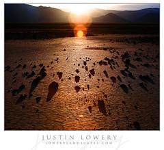 Broken (Justin Lowery) Tags: sunset art 120 film broken analog mediumformat desert kodak playa lakebed mojave deathvalley 6x7 metaphor shards symbolism 120mm panamint ektar deathvalleynationalpark panamintplaya