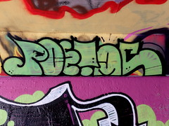 Graffiti (oerendhard1) Tags: urban streetart art graffiti rotterdam tags overschie ups vandalism throw pts putas poetas asem atwb