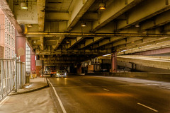 2Y2A5886.jpg (RCARCARCA) Tags: bridge urban chicago metal canon river jungle urbanjungle 2470l twotier 5diii