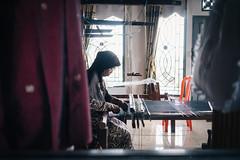 weaving () Tags: indonesia traditional weaving brocade padang sonya7 sel35f28z