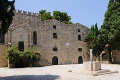 Institu Archologique de l'Armurerie (darkfloyd60) Tags: europe gr rodos rhodes grce 2009 continents egeo annes
