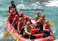 Five Best Places for River Rafting In India (offcoursetravel) Tags: trip india river best adventure rafting seekers destinations