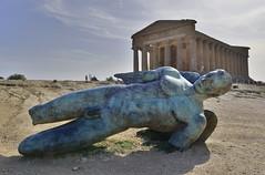 2016-04-17_16-53-55-Nikon D800 (Bernhard Kvaal) Tags: italy valley temples sicily sicilia agrigento