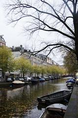 Amsterdam (Anie Martnez Photo) Tags: life travel november urban house color water rain amsterdam sadness peace memories lifestyle style arquitecture scapeland seleccionar