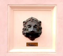 Grenade, Andalousie: Alhambra (Marie-Hlne Cingal) Tags: espaa andaluca iron lion leon alhambra granada grenade espagne fer andalousie