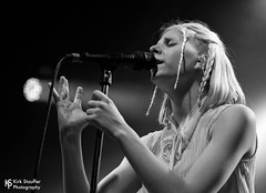 AURORA @ Crocodile Cafe (Kirk Stauffer) Tags: show lighting red portrait bw musician music woman white black cute girl beautiful beauty smile smiling fashion lady female wonderful hair lights photo amazing concert model nikon women perfect long pretty tour singing sweet song feminine live stage gorgeous awesome gig goddess young band adorable pop lips norwegian event teen precious short sing singer blonde indie attractive stunning vocalist tall perform braids lovely fabulous venue darling vocals siren glamor kirk petite d5 stauffer glamorous lovable