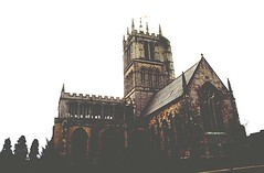 Melton Mowbray church, Leicestershire (Hipster Bookfairy) Tags: church architecture