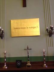 Fête de la gratuité à Notre-Dame à la Rose