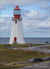 Point Riche Lighthouse, Newfoundland (Canada)
